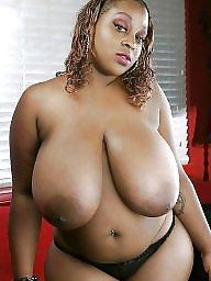 Ebony big tits, Black big tits, Ebony tits, Big black tits, Big boobs