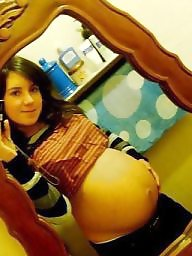 Pregnant, Preggo, Pregnant teen, Cute teen