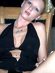 Blonde milf, Blond amateur