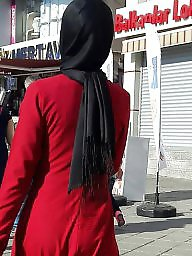 Turban, Turkish turban, Turkish hijab, Turkish upskirt, Turbans, Upskirts