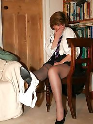 Mature dress, Uk mature, Mature stockings, Dressing, Mature dressed