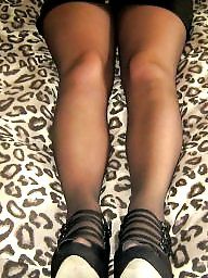 Milf legs, Milf stocking