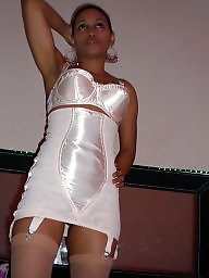 Girdle, Vintage, A bra, Flashing