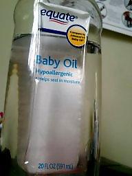 Oiled, Bottle, Oil