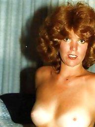 Retro, Polaroid, Vintage, Hairy pussy, Vintage pussy