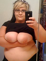 Mature bbw, Mature boobs