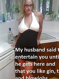 Caption, Wife captions, Milf captions, Wife caption, Blowjobs, Wife blowjob