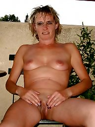 Amateur mature, Housewive