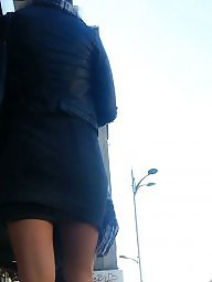 Mini skirt, Skirt, Nylons, Spy, Romanian, Skirts