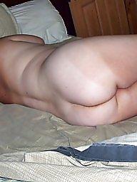 Bbw wife, Butt, Butts, Bbw butt, Amateur butt