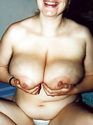 Bbw, Saggy, Saggy tits, Bbw tits, Huge, Saggy tit