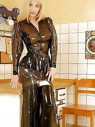 Latex, Leather, Pvc, Women