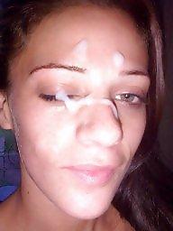 Facial, Facials, Milf facial, Amateur facial, Amateur facials