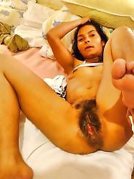 Hairy mature, Mature mom