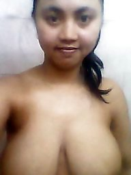Malay, Amateur boobs