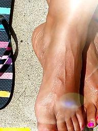 Feet, Toes, Teen feet