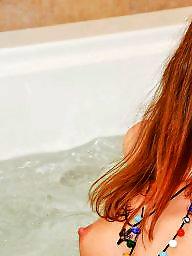Redhead, Shower