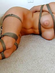 Bondage, Bound, Gagged, Teens, Teen stockings, Teen bdsm