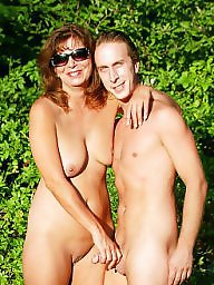 Nudist, Beach, Public, Naturist, Outdoors, Nudists