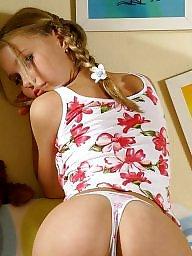 Panties, Amateur panties