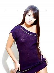 Asian teen, Girl and girl