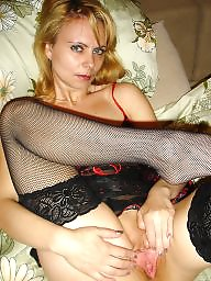 Couples, Couple, Russian milf, Blond, Russian amateur