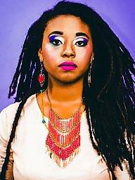 Ebony amateur, Amateur black