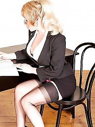 Office, Upskirts, Babes, Office ladys