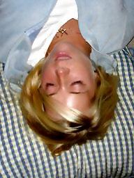 Blonde, Milf amateur