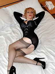 Granny, Grannies, Granny stockings, Mature stocking, Milf stockings, Granny mature