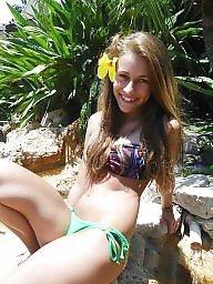 Bikini, Beach, Teen bikini, Teen amateur, Amateur bikini, Bikinis