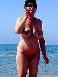 Mature beach, Beach milf, Beach mature