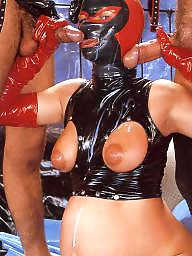 Pvc, Latex, Leather, Mature leather, Mature, Mature latex