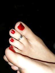 Feet, Amateur feet