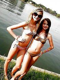 Teen bikini, Bikinis