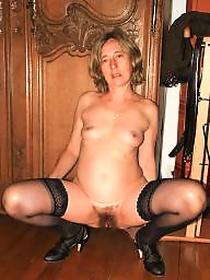 Mature amateur, Mature flash, Mature flashing