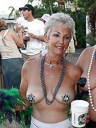 Grandma, Nipples, Grandmas, Mature nipples