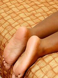 Feet, Ebony amateur