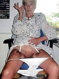 Mature granny, Amateur grannies