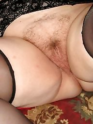 Spreading, Spread, Bbw nylon, Bbw nylons, Bbw spread, Hairy bbw