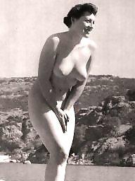 Vintage, Magazine, Magazines, Vintage tits, Models, Model