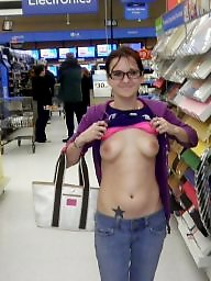 Shopping, Mature slut, Shop, Slut mature