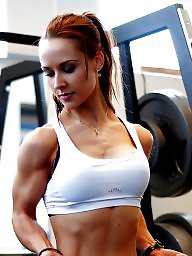 Muscle, Pretty, Teen girls, Muscles, Teen babes, Muscled