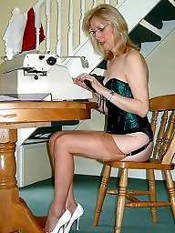 Vintage, Vintage mature, Leggy, Mature ladies