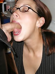 Glasses, Cock, Cocks