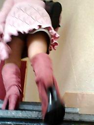 Voyeur, Stockings voyeur