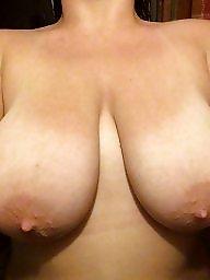 Amateur boobs, White, Big tits babe