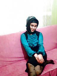 Turban, Socks, Nylon, Amateur nylon