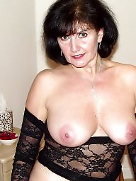 Mature stockings, Mature hairy