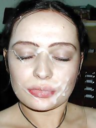 Sperm, Teen facial, Facials, Teen blowjob, Teen facials, Teen blowjobs